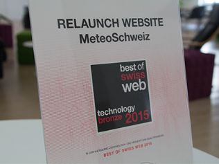 Best of Swiss Web 2015